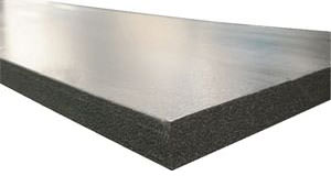 SilverGlo™ crawl space wall insulation available in El Reno