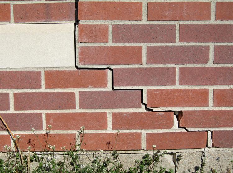 Foundation Cracks Repair in Oklahoma Foundation Wall Crack